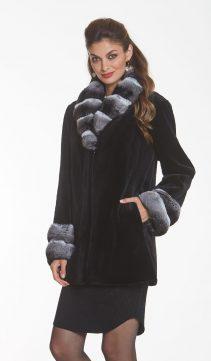 sheared mink-chinchilla-jacket