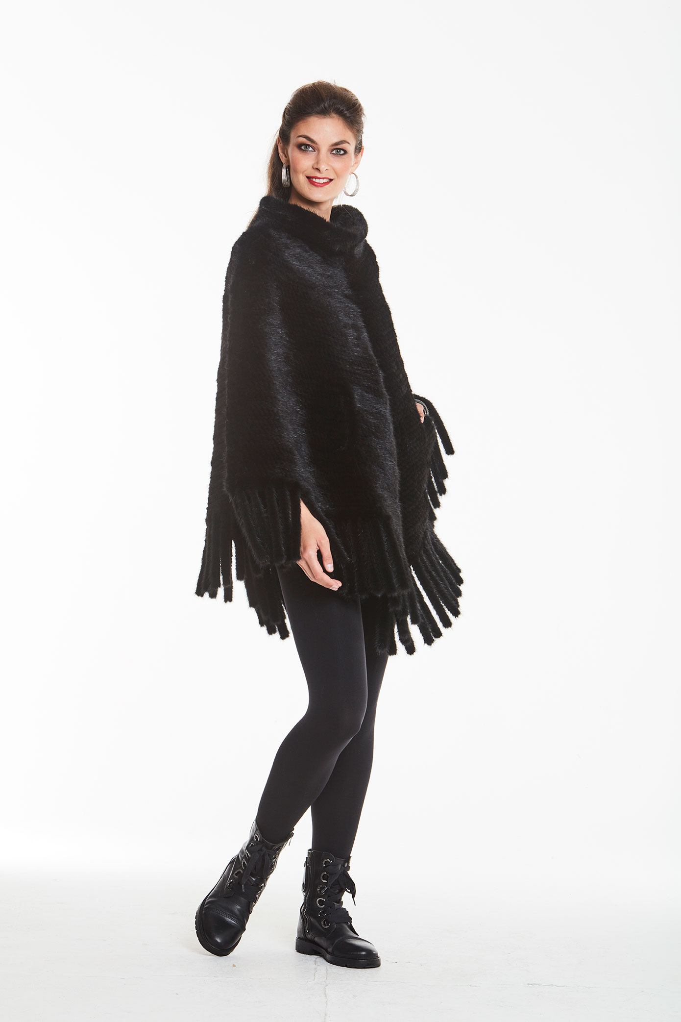 knitted-mink-poncho