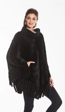 mink-knitted-poncho-black