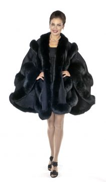 Black-Fox-Trimmed-Plus-Size-Cashmere-Cape-Empress
