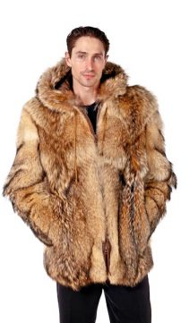 Coyote-Mens-Hooded-Parka-Jacket-Natural-Coyote