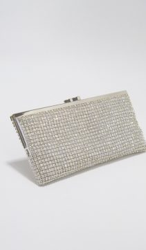 Evening-Bag-Swarovski-Crystal-Soft-Mesh-Clutch