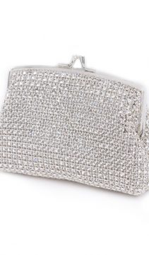 Evening-Bag-Swarovski-Crystal-Soft-Mesh-Pouch