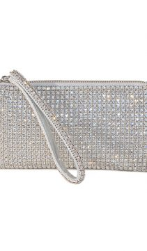 Evening-Bag-Swarovski-Crystal-Soft-Mesh-Wristlet