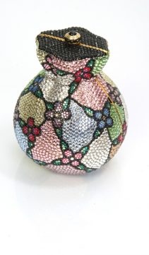 Evening-Handbag-Swarovski-Crystals-Vase-Shaped