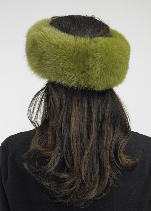 Fur-Headband-Moss-Green-Fox-2  7a9504f493b