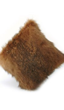 Fur-Pillow-Knitted-Golden-Fur-Pillow