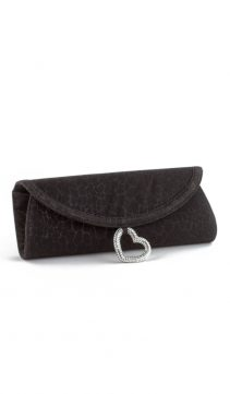 Glittering-Moire-Evening-Bag-Crystal-Heart