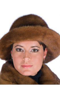 Golden-Mink-Fur-Hat-Mink-Fedora