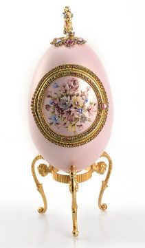 Jeweled-Collectible-Egg-Swarovski-Crystal