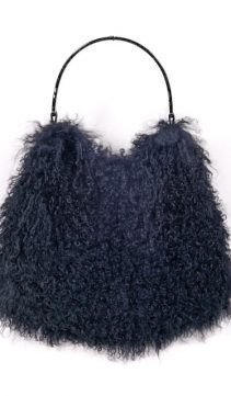 Mary's-Black-Tibetan-Lamb-Handbag-Oversize-Hobo