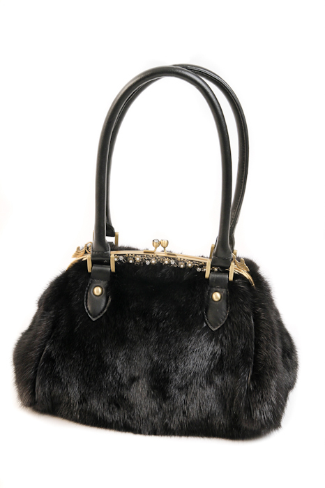 Ranch Mink Handbag - Elegance in Mink RB5721RAH