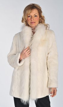 Reversible-White-Rabbit-Fur-Jacket-Reversible-Fur-Trim