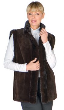 Sheared-Mink-Vest-Reversible-to-Fabric-Brown