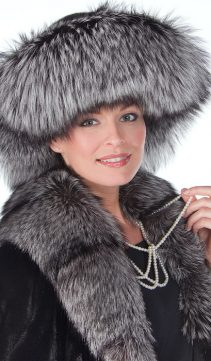 Silver-Fox-and-Mink-Fur-Hat-Large-Brim-Fur-Hat