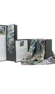 Van-Gogh-Italian-Silk-Scarf-Tie-Set-Lilac-Bush