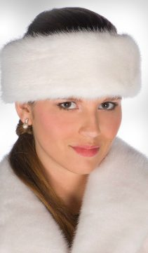 White-Mink-Headband-Natural-White-Mink