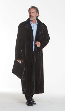 mens -black-mink-coat