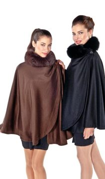 Cashmere-Cashmere-Wrap-Cloak-Brown-Fox-Collar