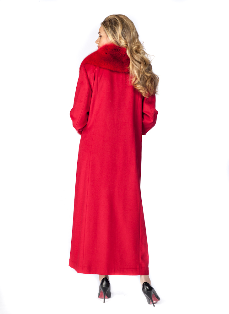 Cashmere-Coat-Red-Fox-Trim-Red-Cashmere