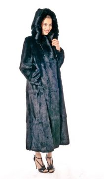 real rex rabbit fur-rabbit fur coat with hood-plus size