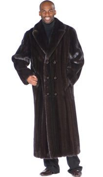 Mens-Ranch-Mink-Coat-Double-Breasted-Black-Mink