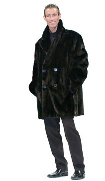 Mens-Ranch-Mink-Double-Breasted-Car-Coat-Jacket