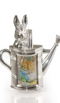 Peter-Rabbit-Silver-Plated-Picture-Frame