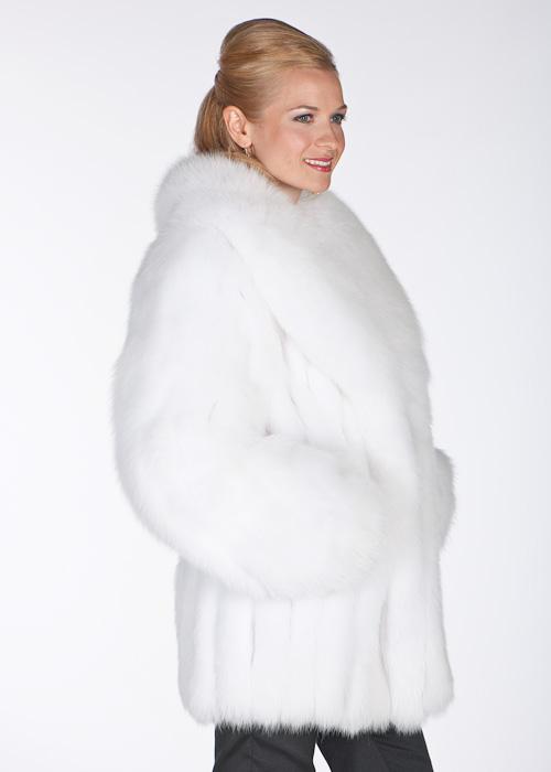 bd5c734dc91fe fox fur jackets-real fox fur jacket-white fox fur shawl collar