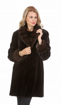 Dark-Brown-Sheared-Mink-Jacket-1666-35-212855