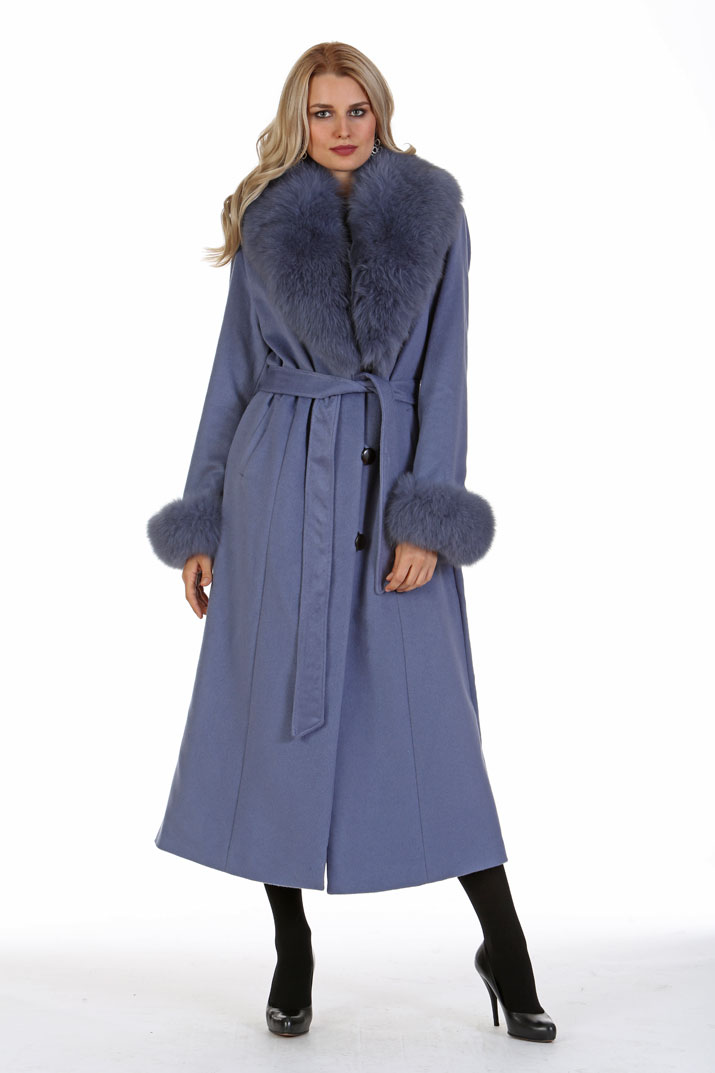 Ankle Length Trench Coat