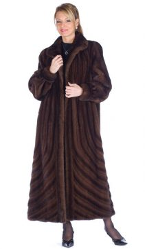 female mink coat-mahogany mink coat-directional-design