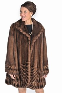 Mink-Jacket-Soft-Brown-Scalloped-Pleated-Panorama