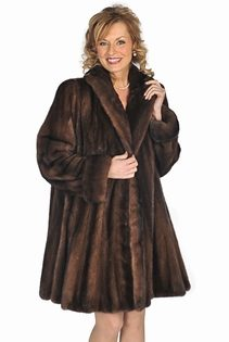 Soft-Brown-Mink-Jacket-Flirty-Flare-Mink-Stroller