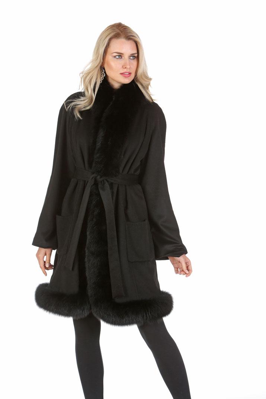 plus-size-black-cashmere-coat