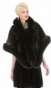 mink-fur-cape