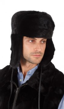 man-fur-hat