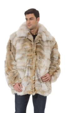 men's coyote- jacket