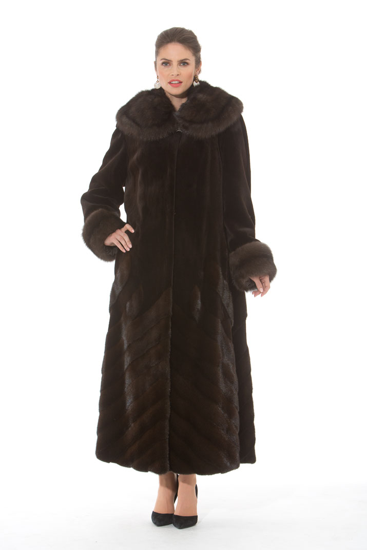 women-sable-coat-with- mink- designs