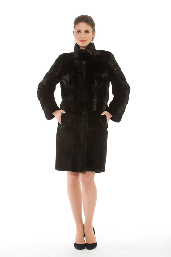 Mink Coat – Ranch Mink – European Chic | Madison Avenue Mall Furs ...