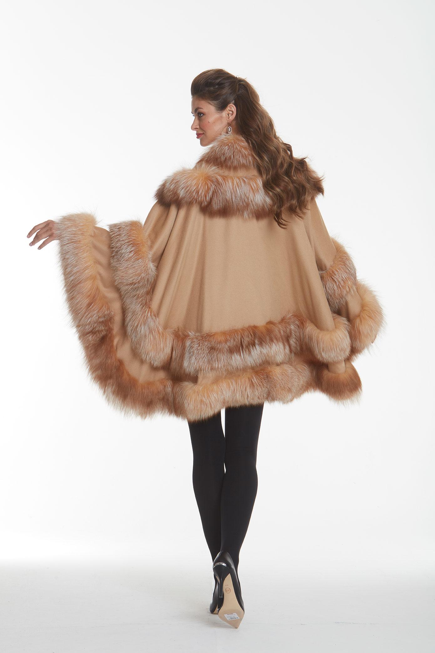 cashmere-cape