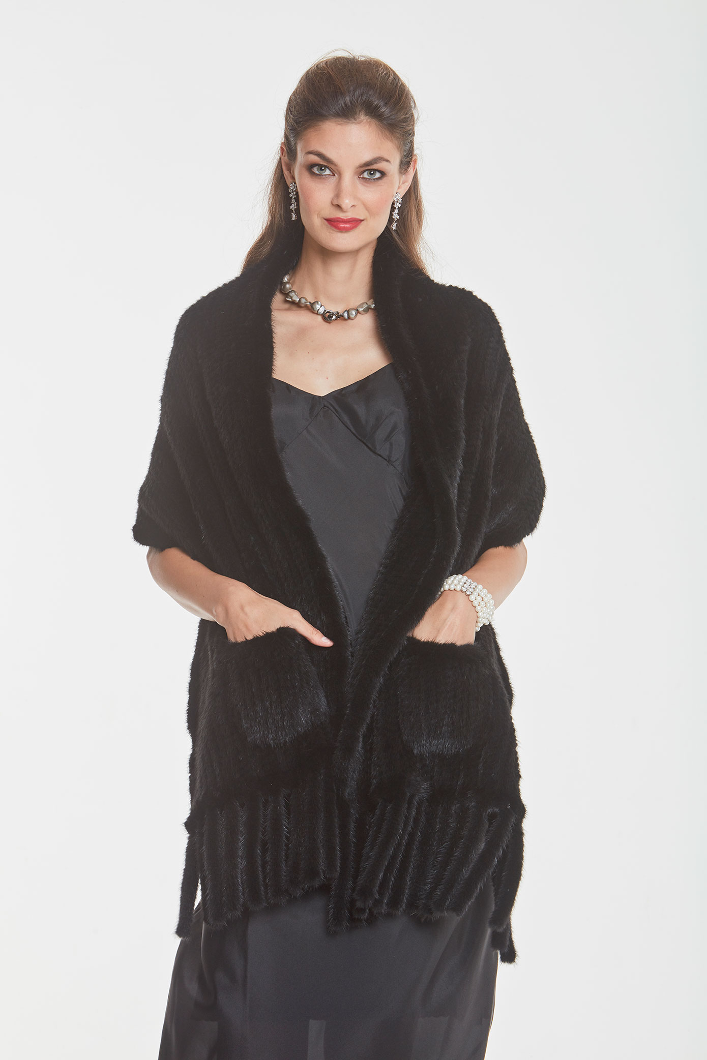 knitted-mink-shawl-cape
