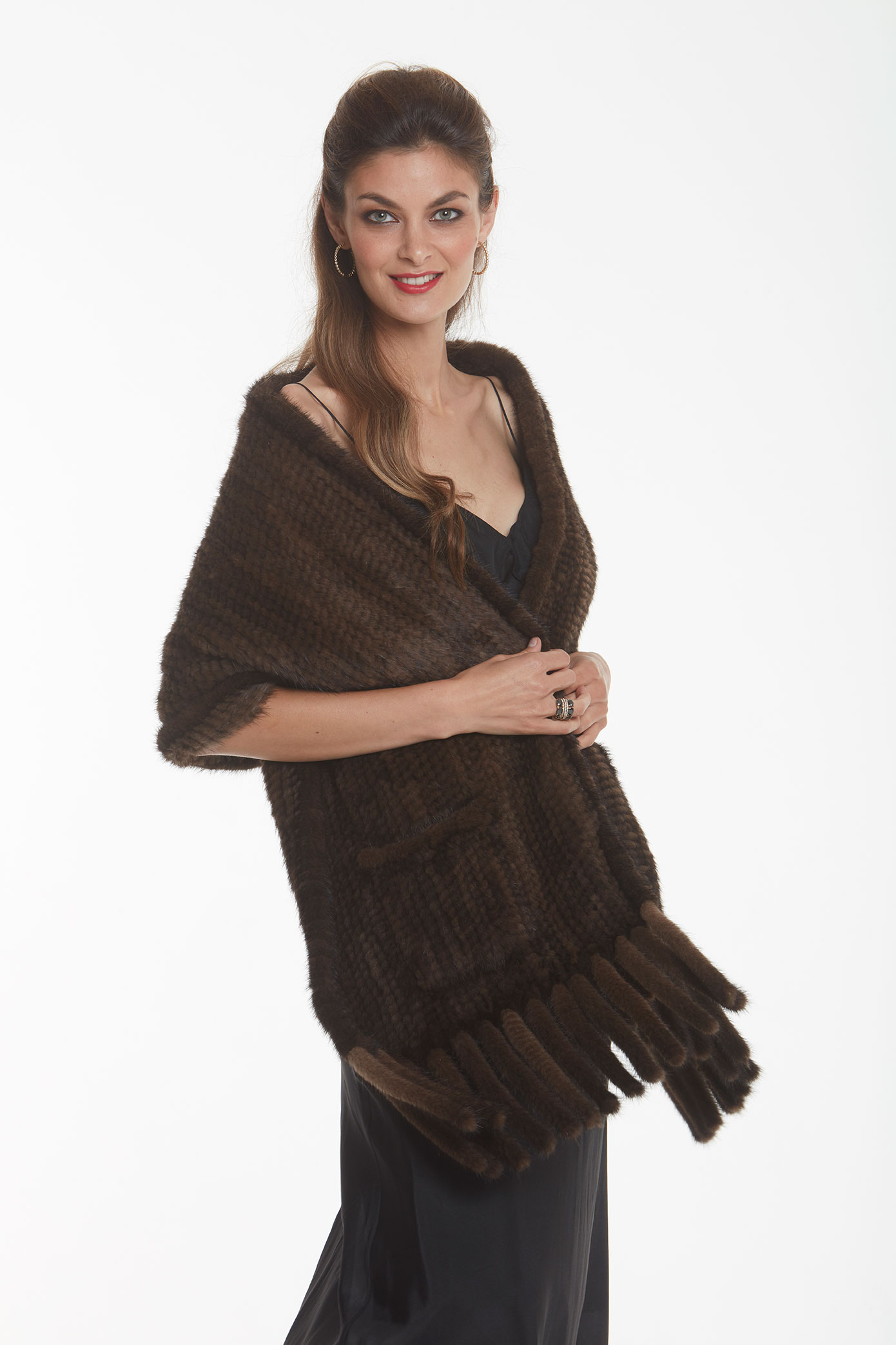 knitted-mink-brown-cape