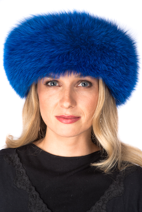 royal -blue- fox -headband