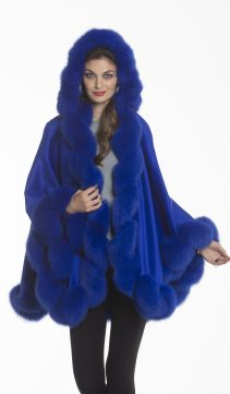 royal blue-cashmere-cape
