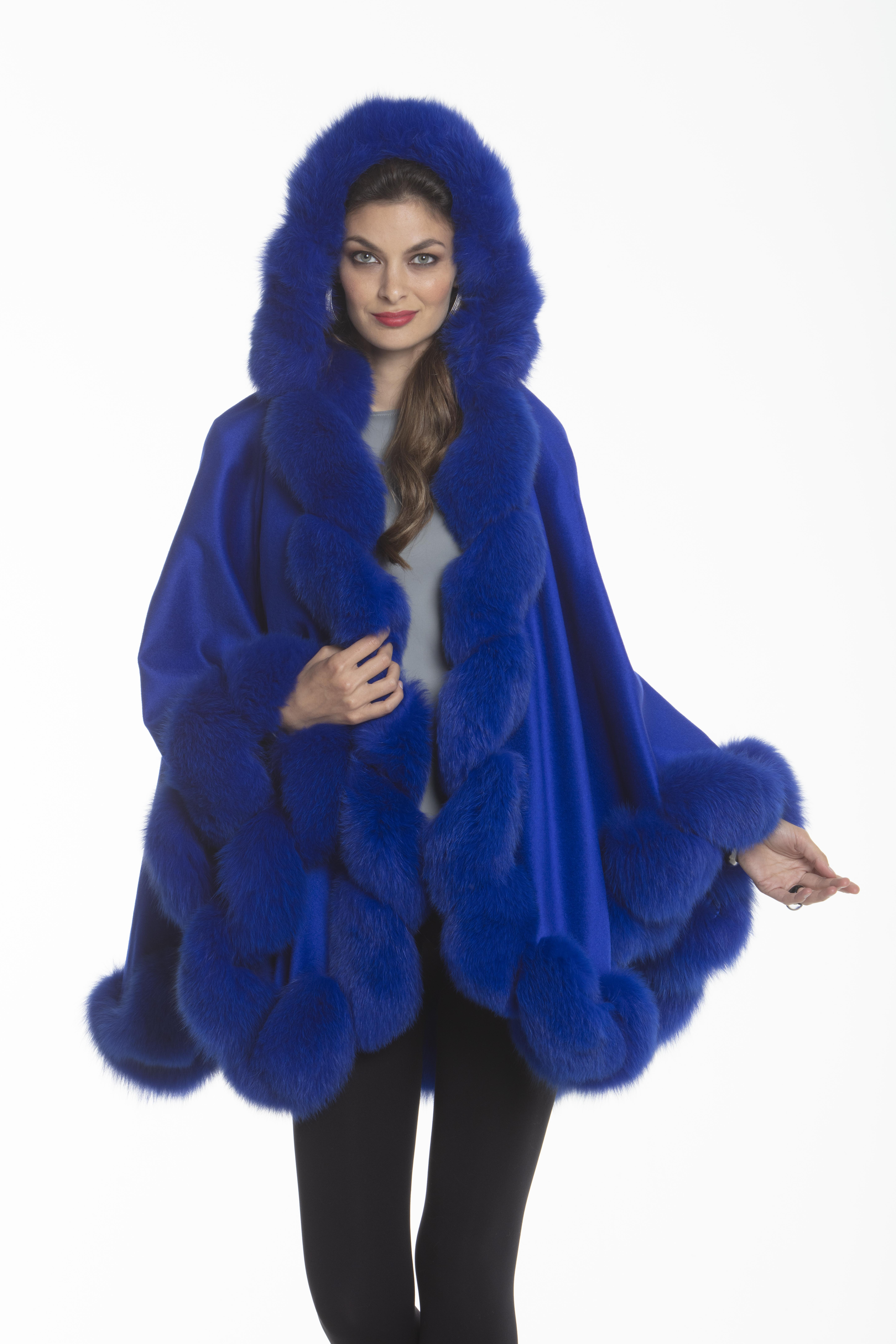 royal blue-cashmere-cape