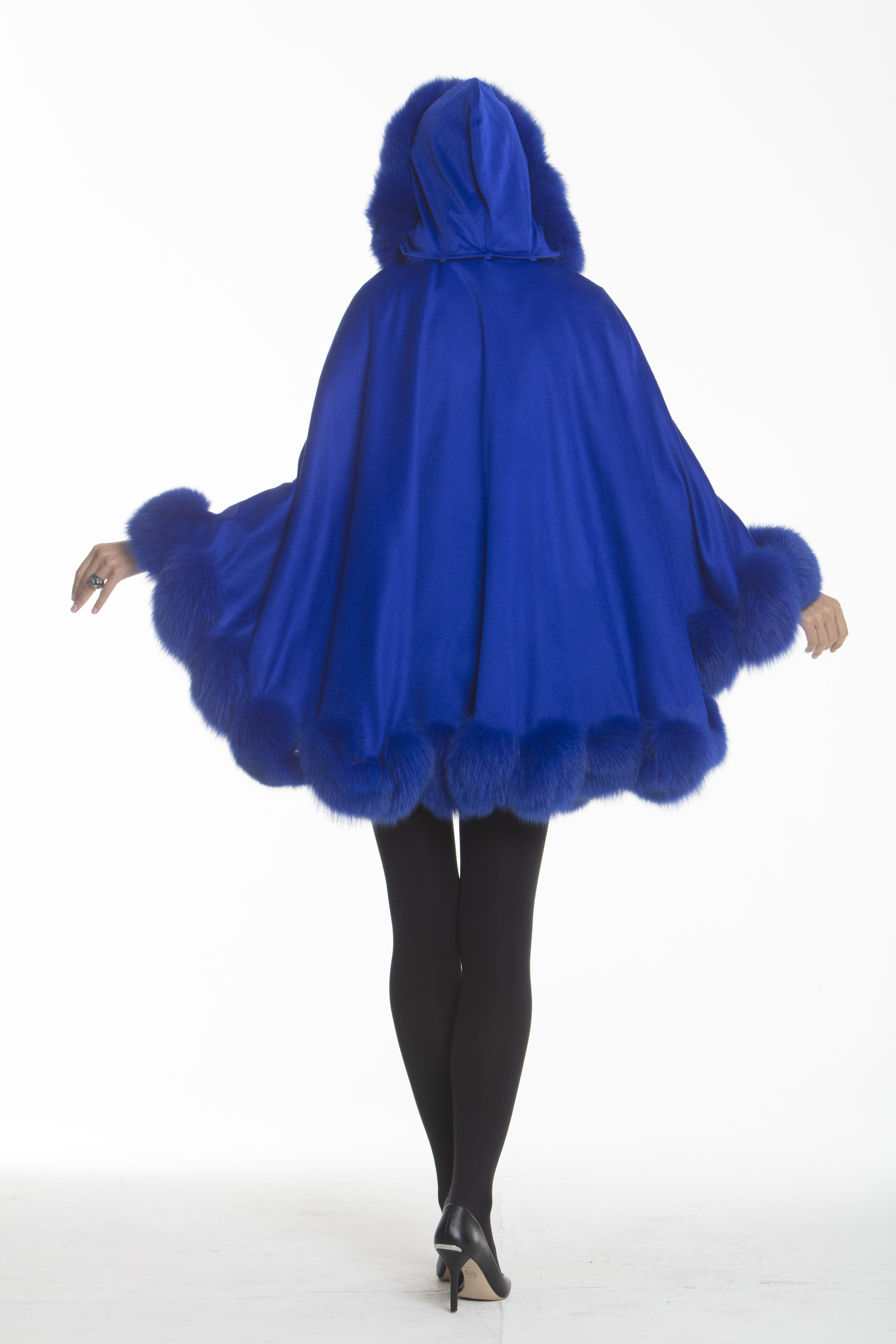 royal-bleu-cashmere-hooded-cape