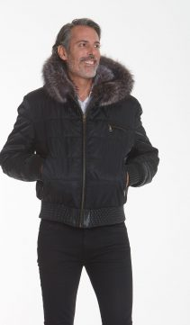men's -fur-llined-jacket